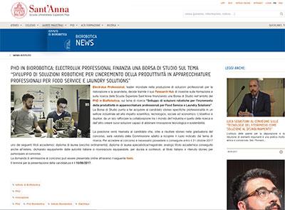 BioRobotica News